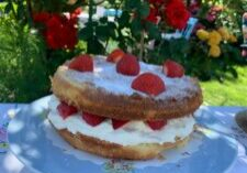 Afternoon tea - fundraiser - thanks to everyone!